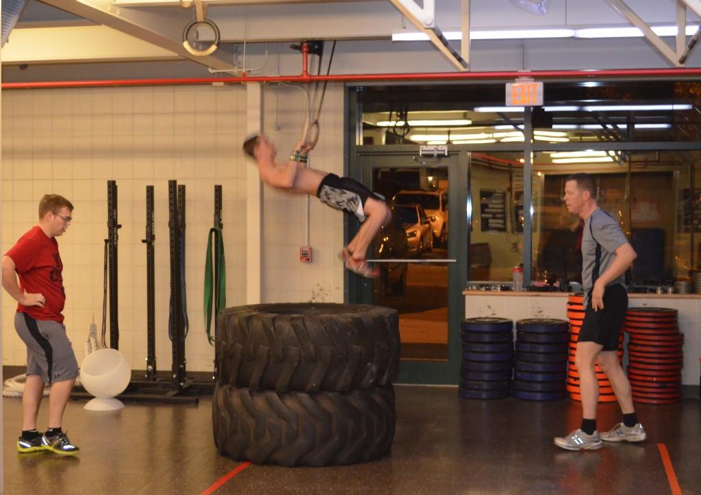 MP CrossFit Tulsa 020114