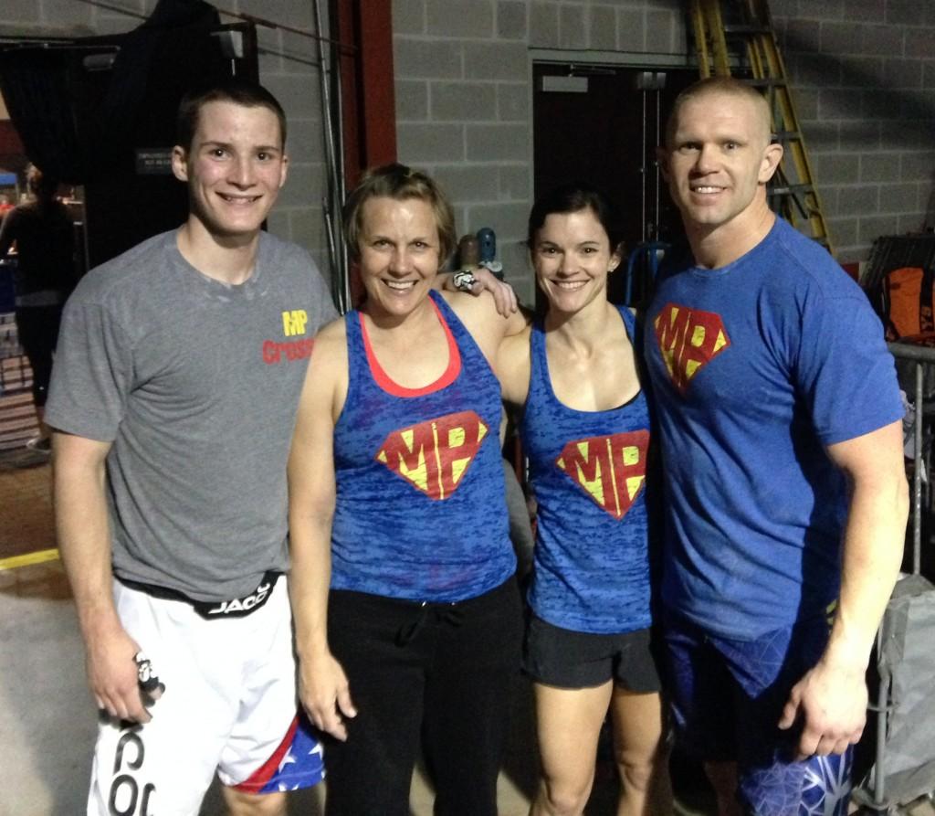 MP CrossFit Tulsa 020314