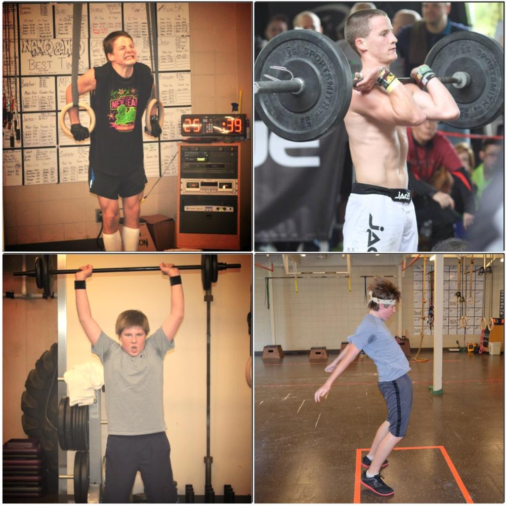 MP CrossFit Tulsa 020414