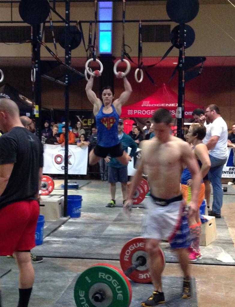 MP CrossFit Tulsa 020614