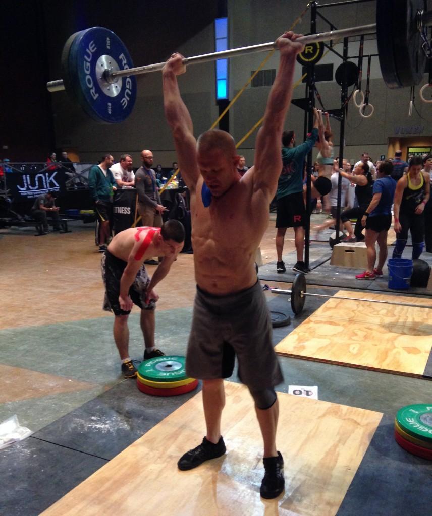 MP CrossFit Tulsa 021114