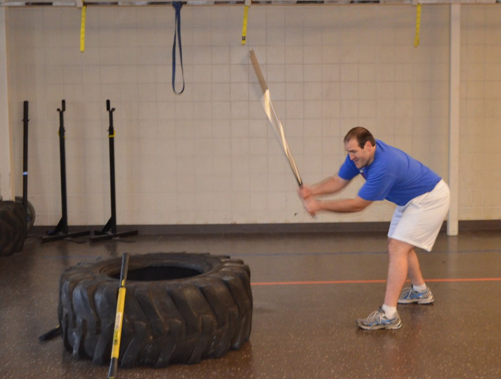 MP CrossFit Tulsa 021214