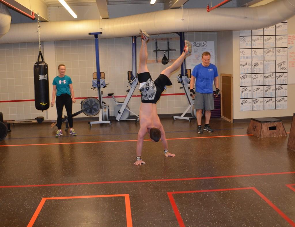 MP CrossFit Tulsa 021414