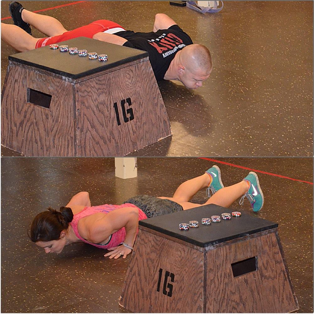 MP CrossFit Tulsa 022214