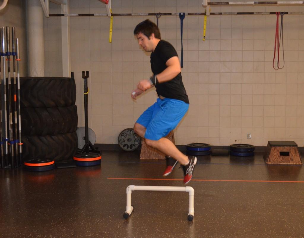 MP CrossFit Tulsa 022514