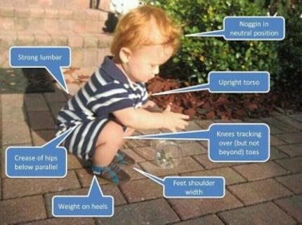 kid squating 1