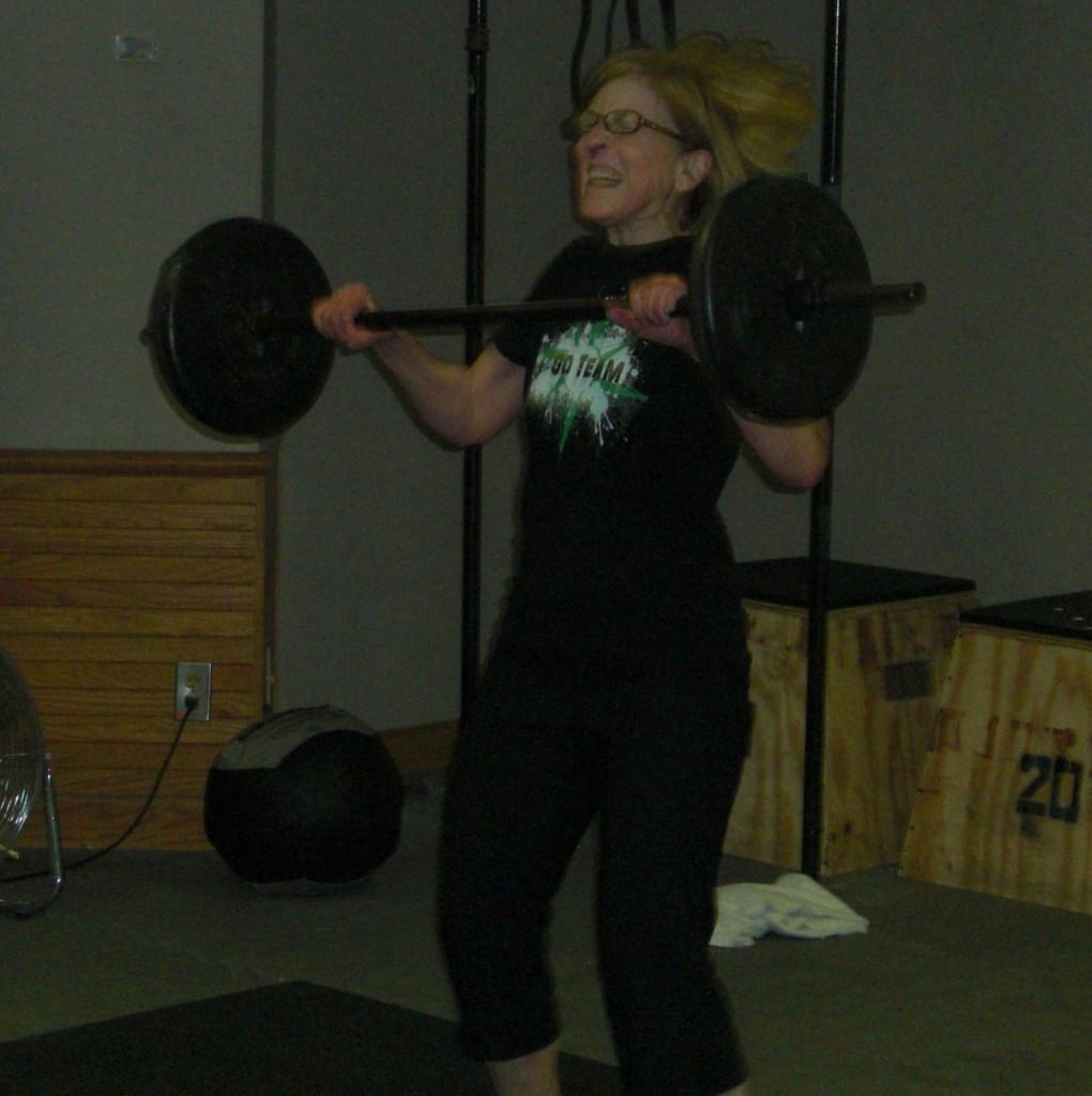 MP CrossFit Tulsa 030314