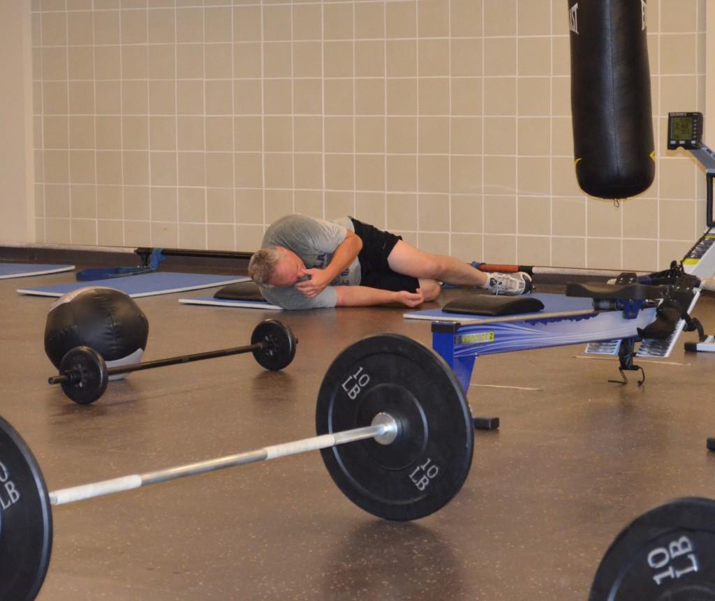 MP CrossFit Tulsa 030614