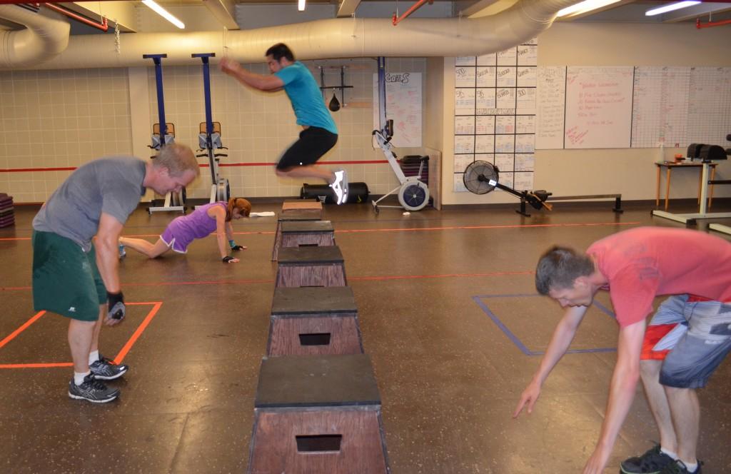 MP CrossFit Tulsa 031014