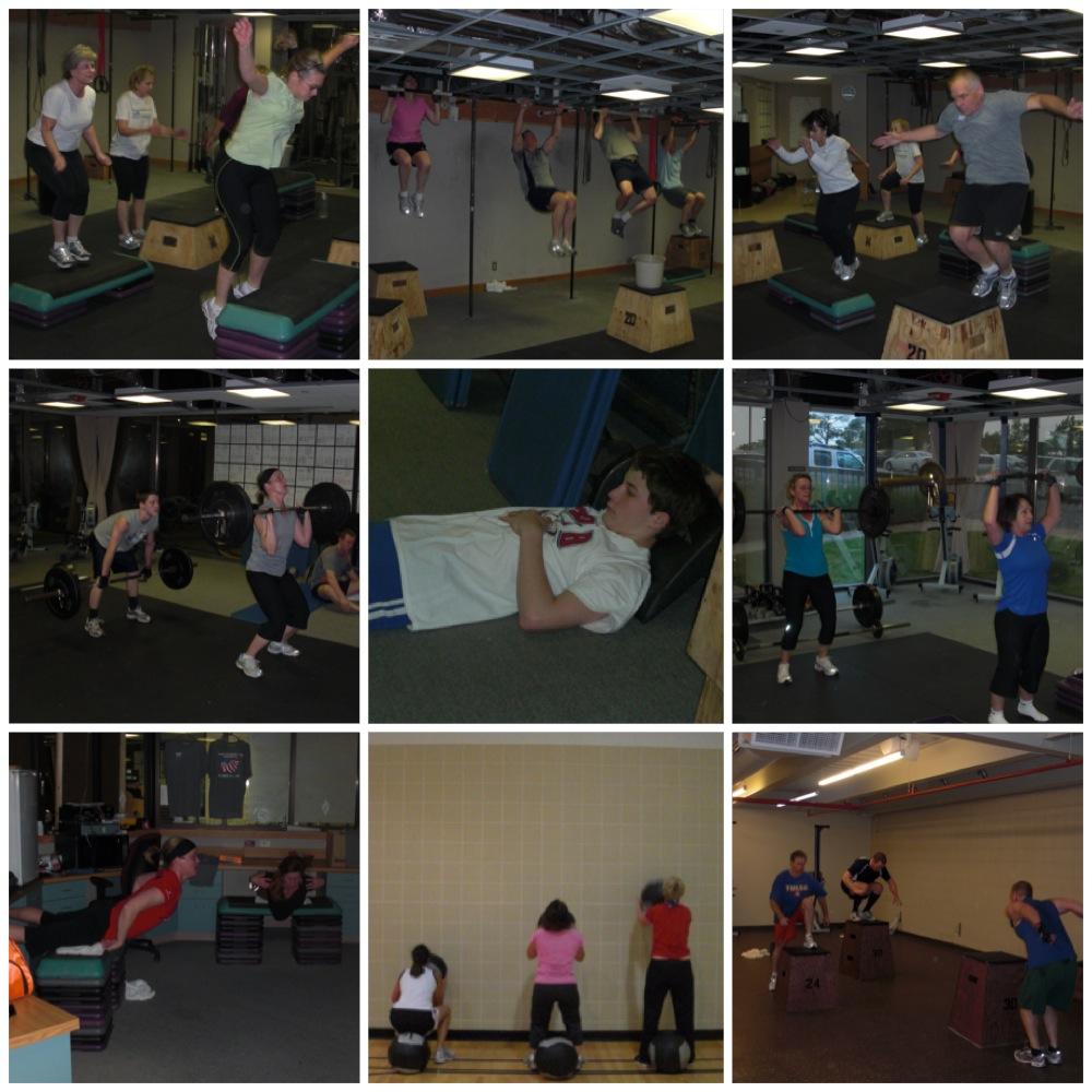 MP CrossFit Tulsa 031214