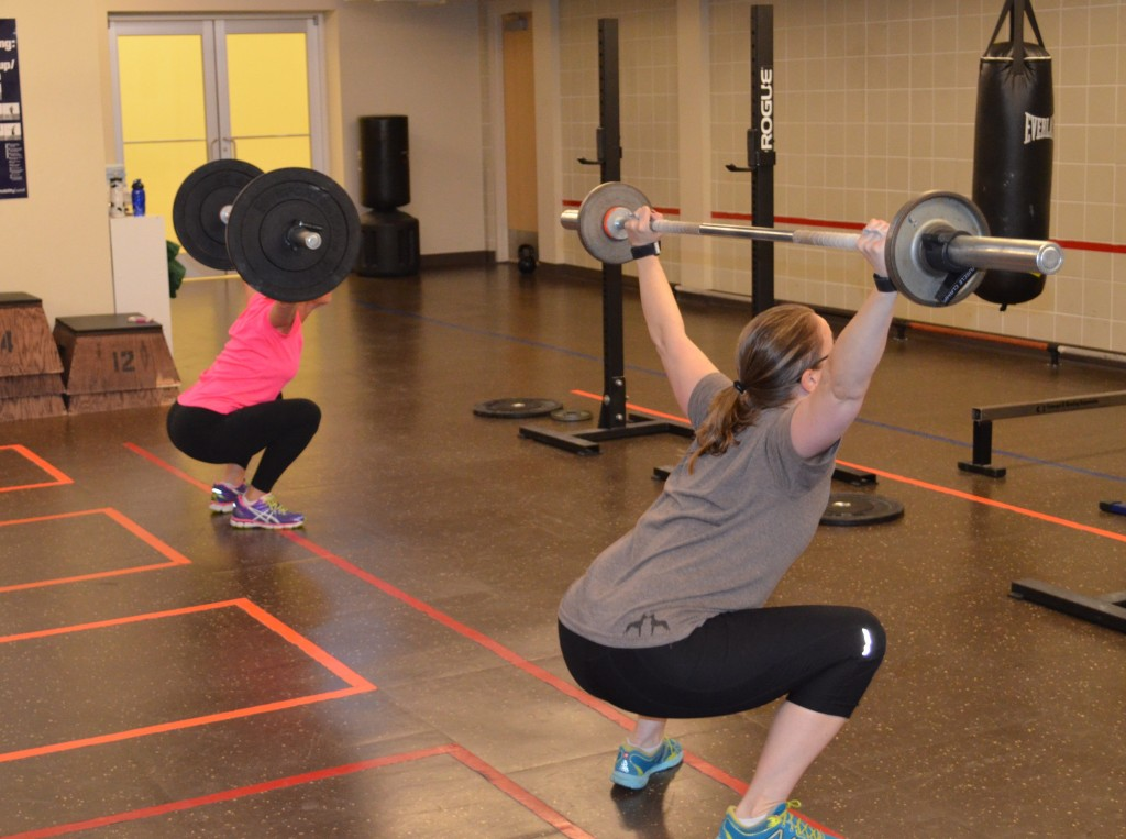 MP CrossFit Tulsa 032414