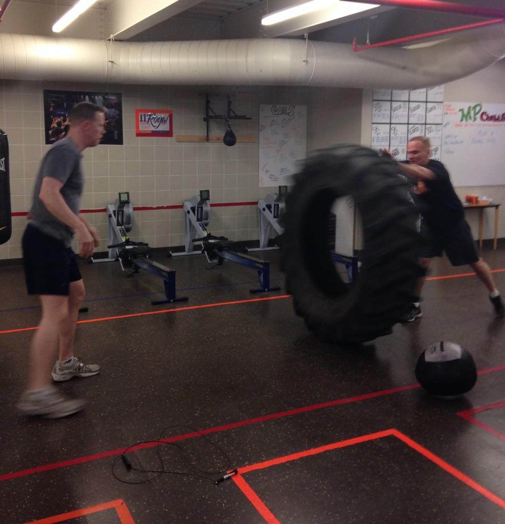 MP CrossFit Tulsa 033114
