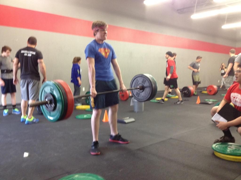 MP CrossFit Tulsa 040714