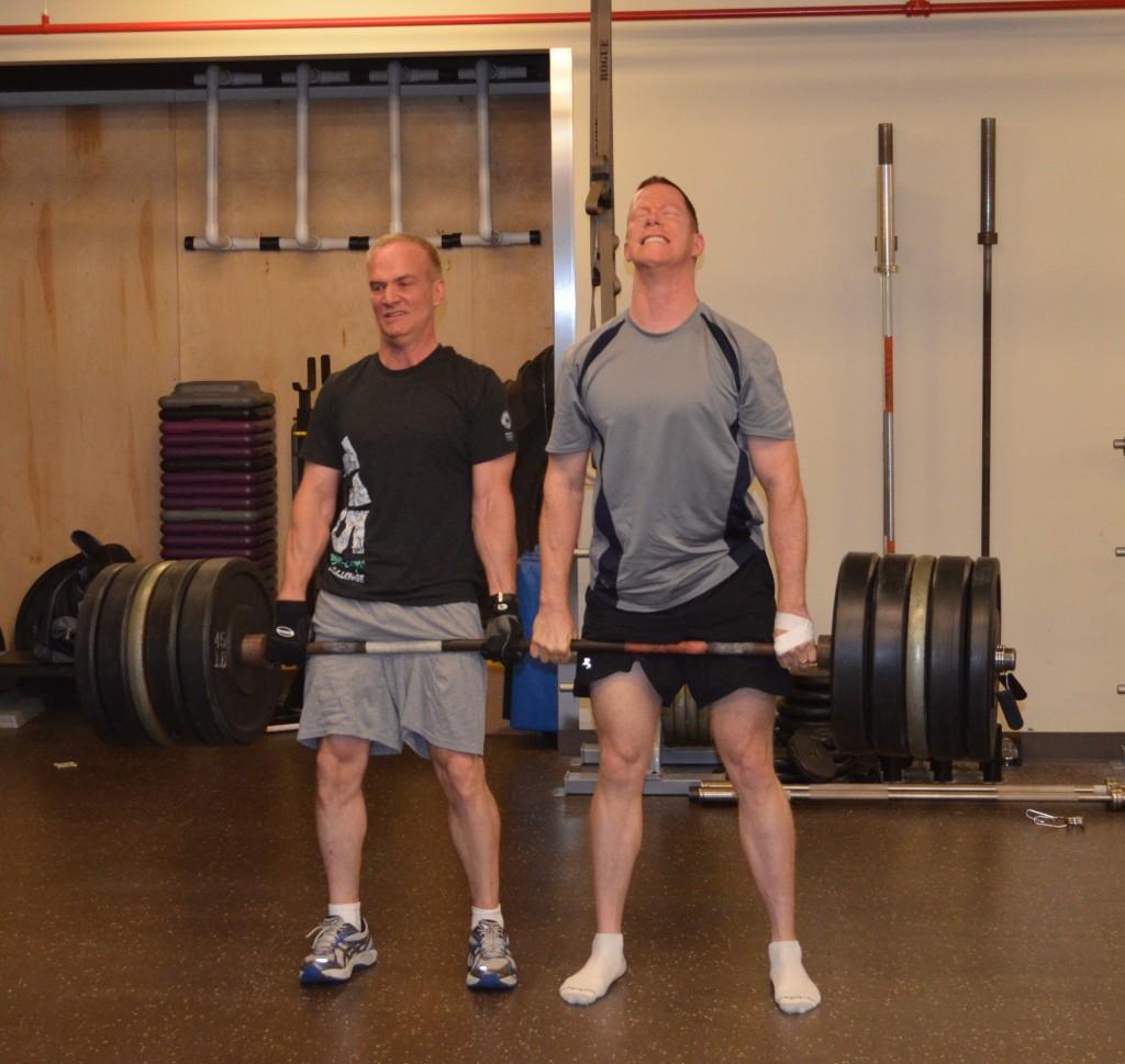 MP CrossFit Tulsa 041014