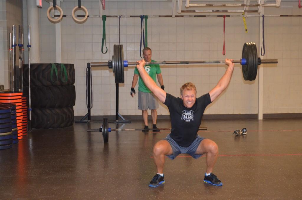 MP CrossFit Tulsa 041114