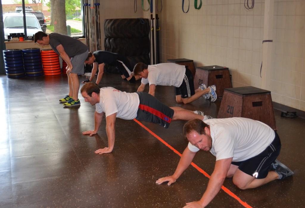 MP CrossFit Tulsa 041514
