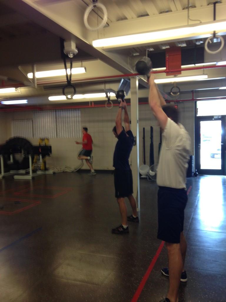 MP CrossFit Tulsa 043014