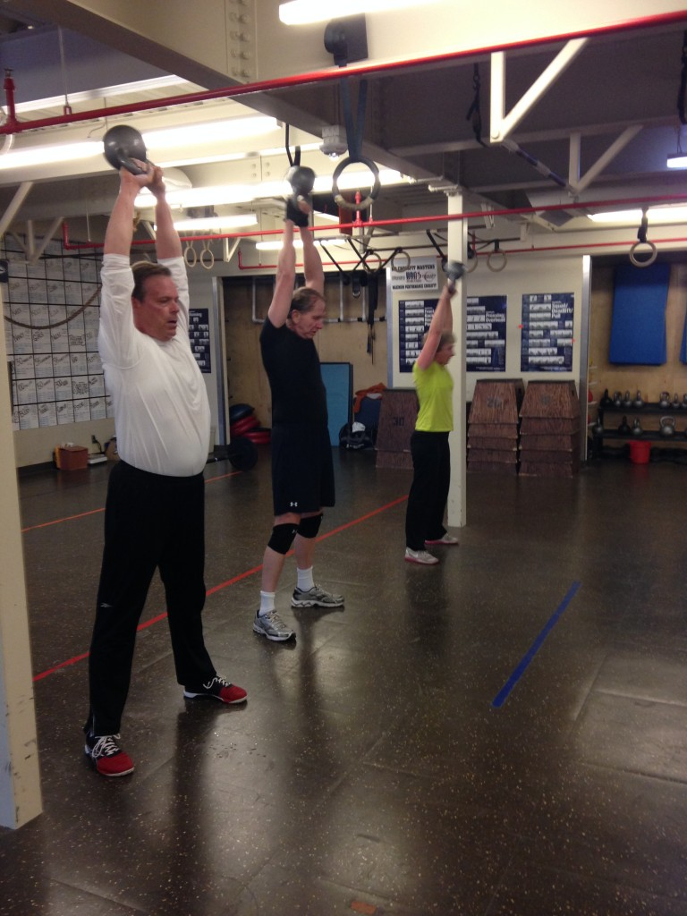 MP CrossFit Tulsa 050114