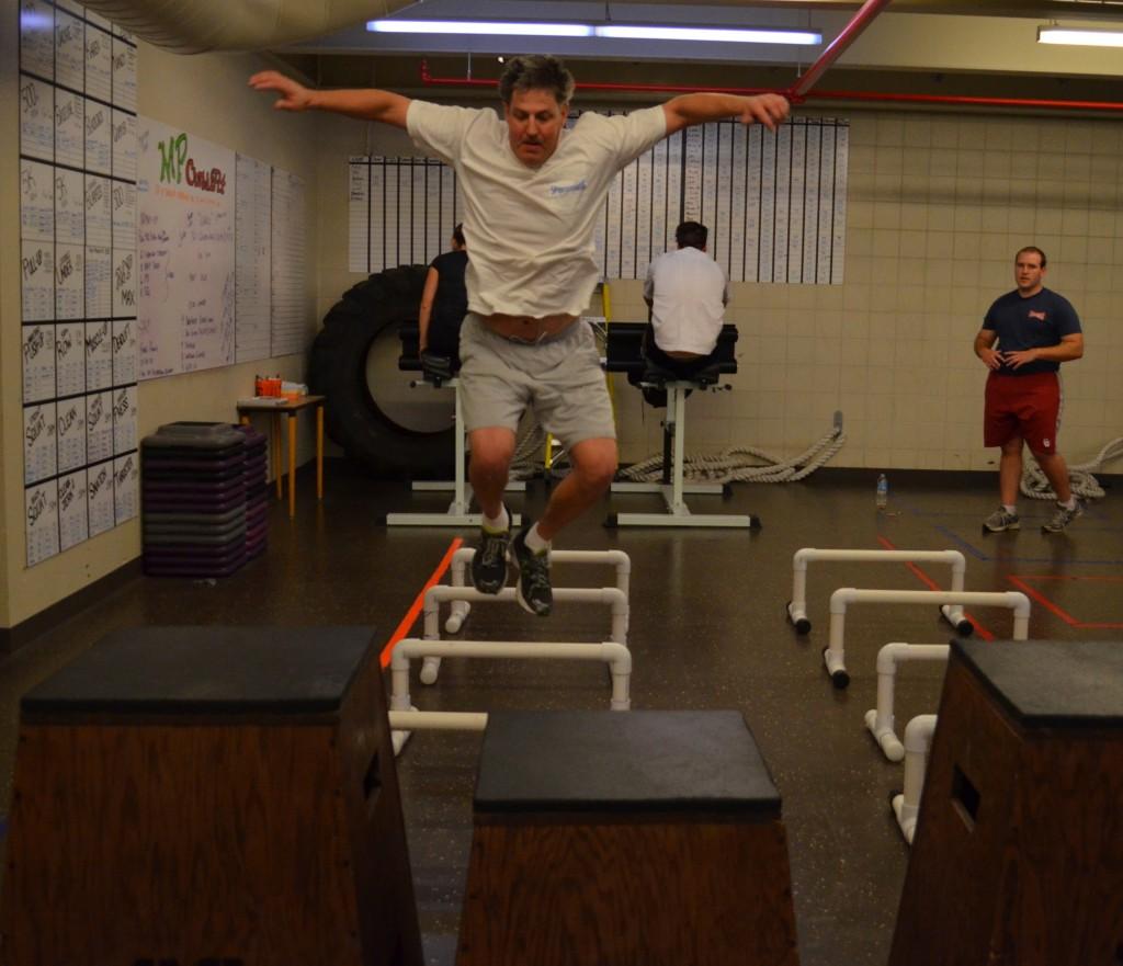 MP CrossFit Tulsa 051514
