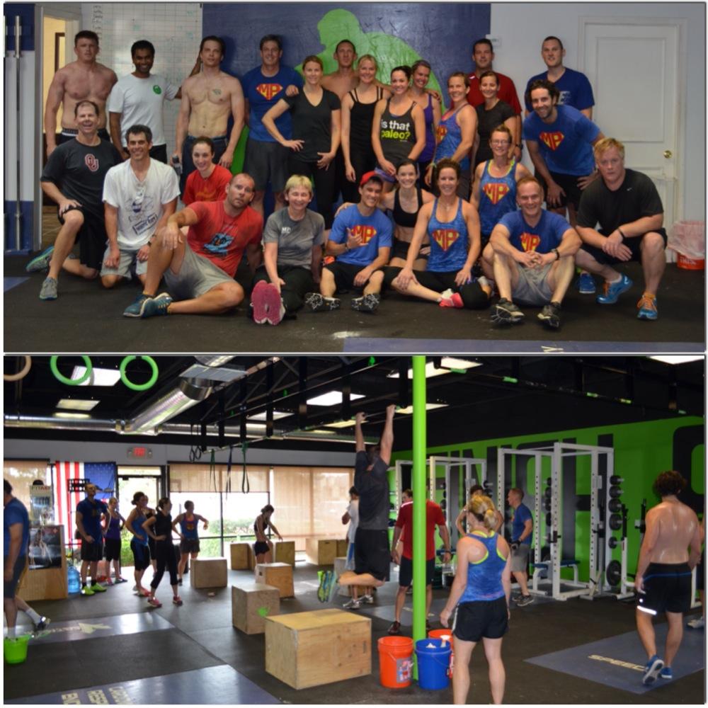 MP CrossFit Tulsa 052714