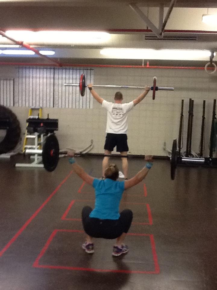 MP CrossFit Tulsa 052814