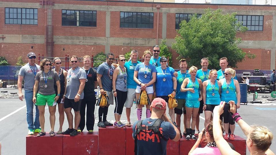 MP CrossFit Tulsa 051914