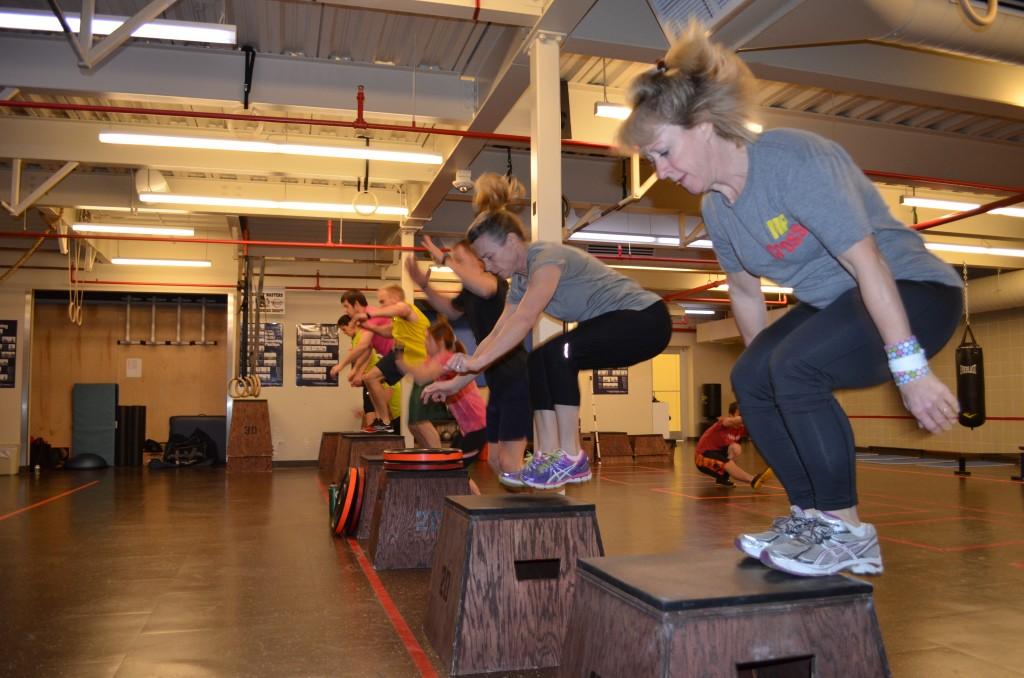 MP CrossFit Tulsa 060314