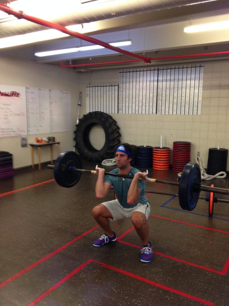 MP CrossFit Tulsa 060714