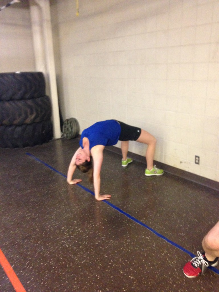MP CrossFit Tulsa 061114