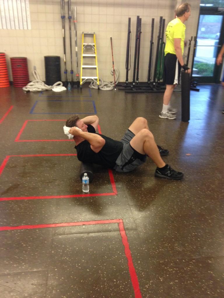 MP CrossFit Tulsa 061614