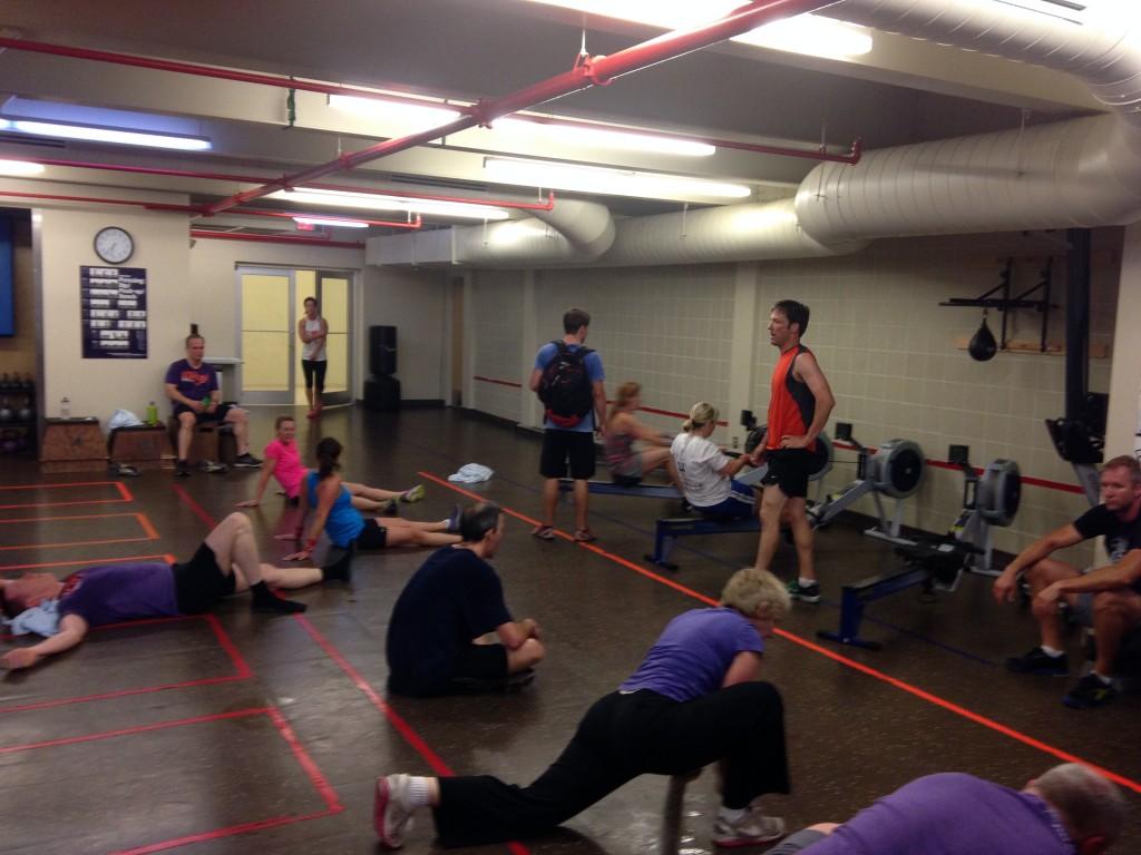 MP CrossFit Tulsa 062114