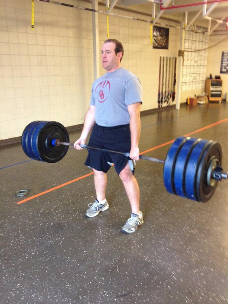 MP CrossFit Tulsa 062414