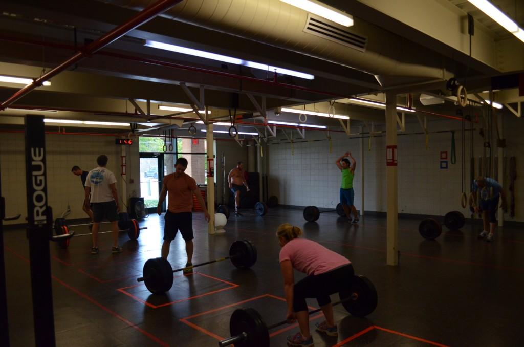 MP CrossFit Tulsa 062514