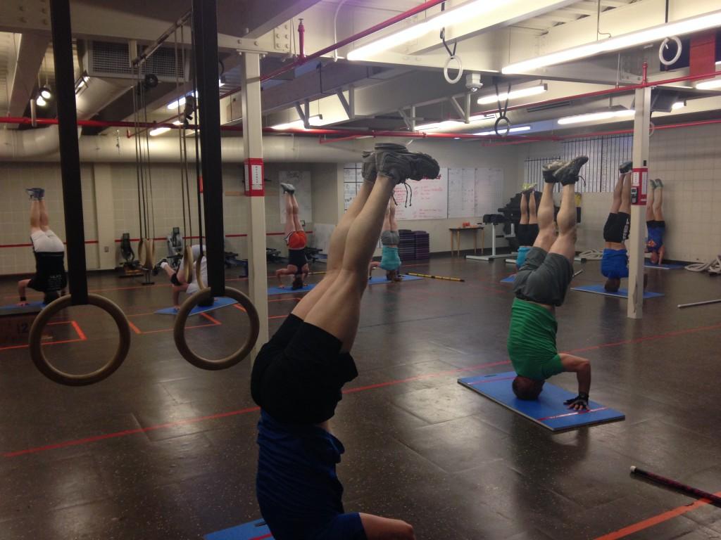 MP CrossFit Tulsa 063014
