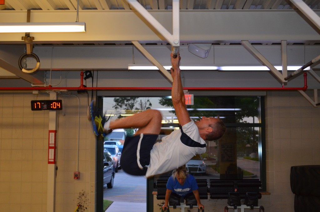 MP CrossFit Tulsa 070114