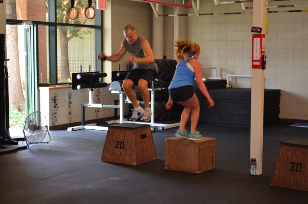 MP CrossFit Tulsa 071214