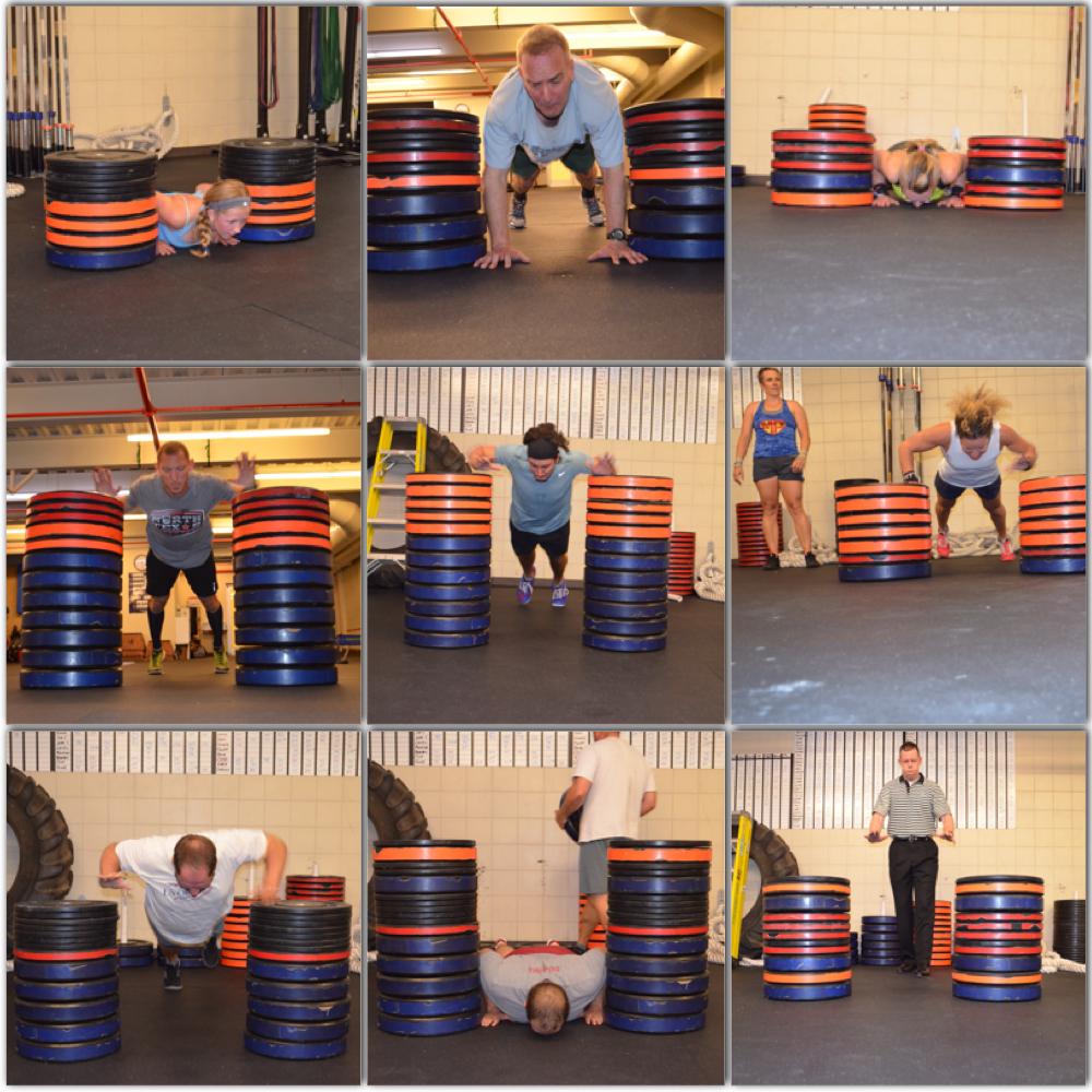 MP CrossFit Tulsa 071614