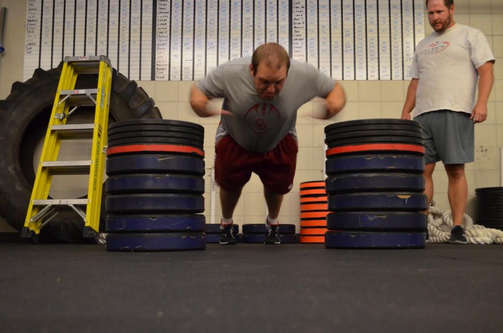 MP CrossFit Tulsa 072114