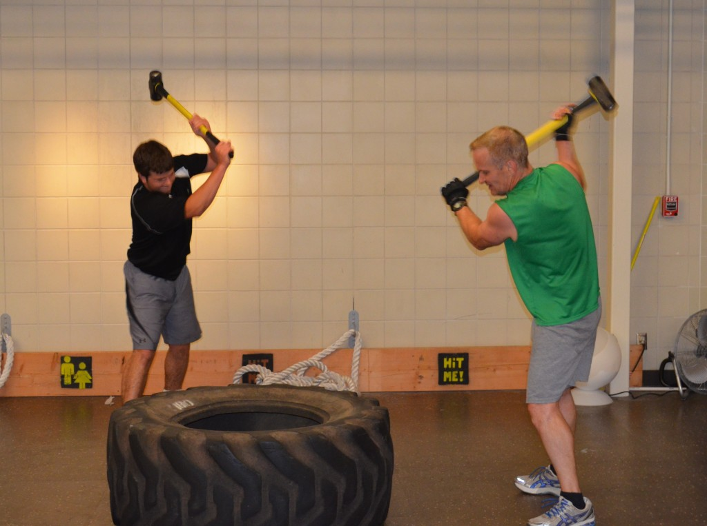 MP CrossFit Tulsa 072314