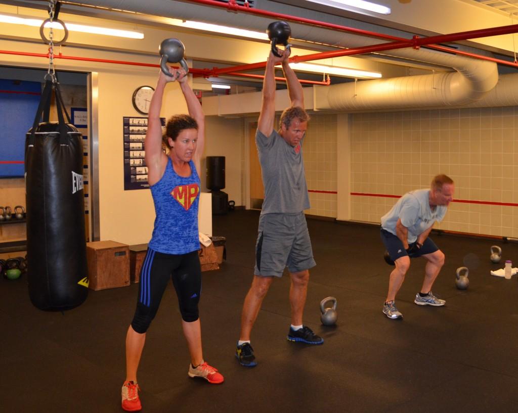 MP CrossFit Tulsa 072414