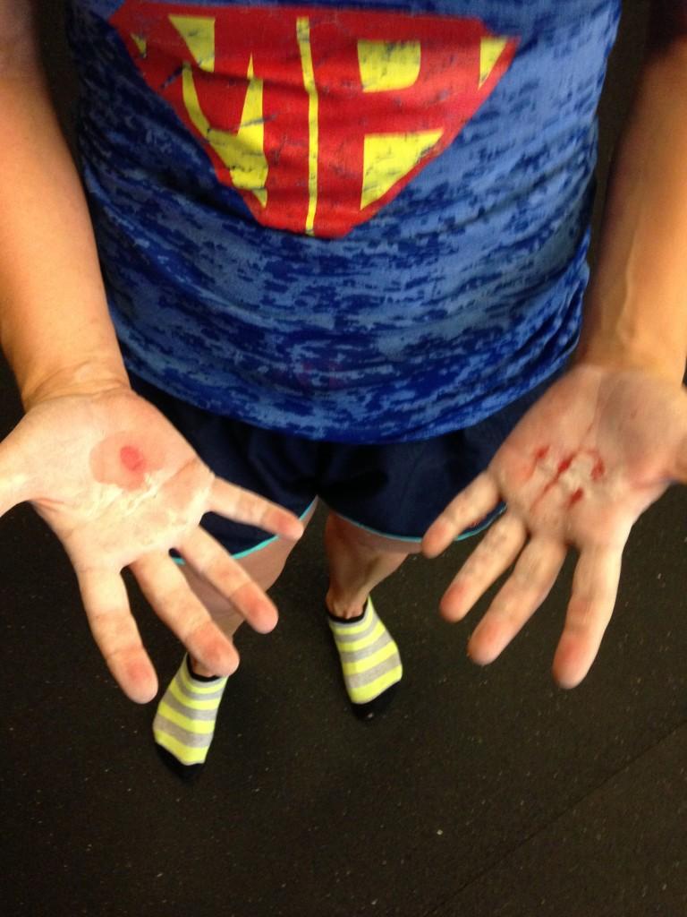 MP CrossFit Tulsa 072614