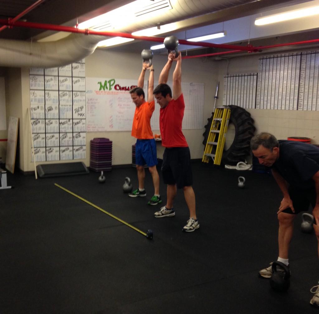 MP CrossFit Tulsa 073014