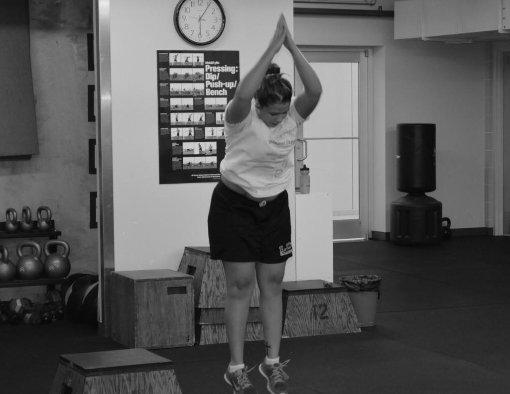 MP CrossFit Tulsa 080114