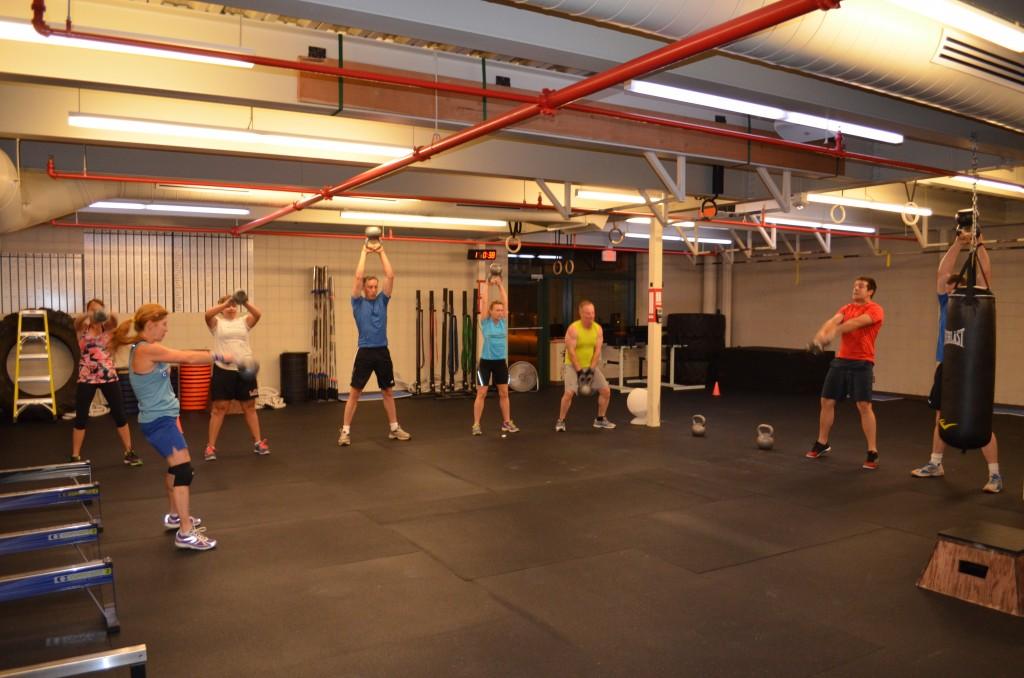 MP CrossFit Tulsa 081114