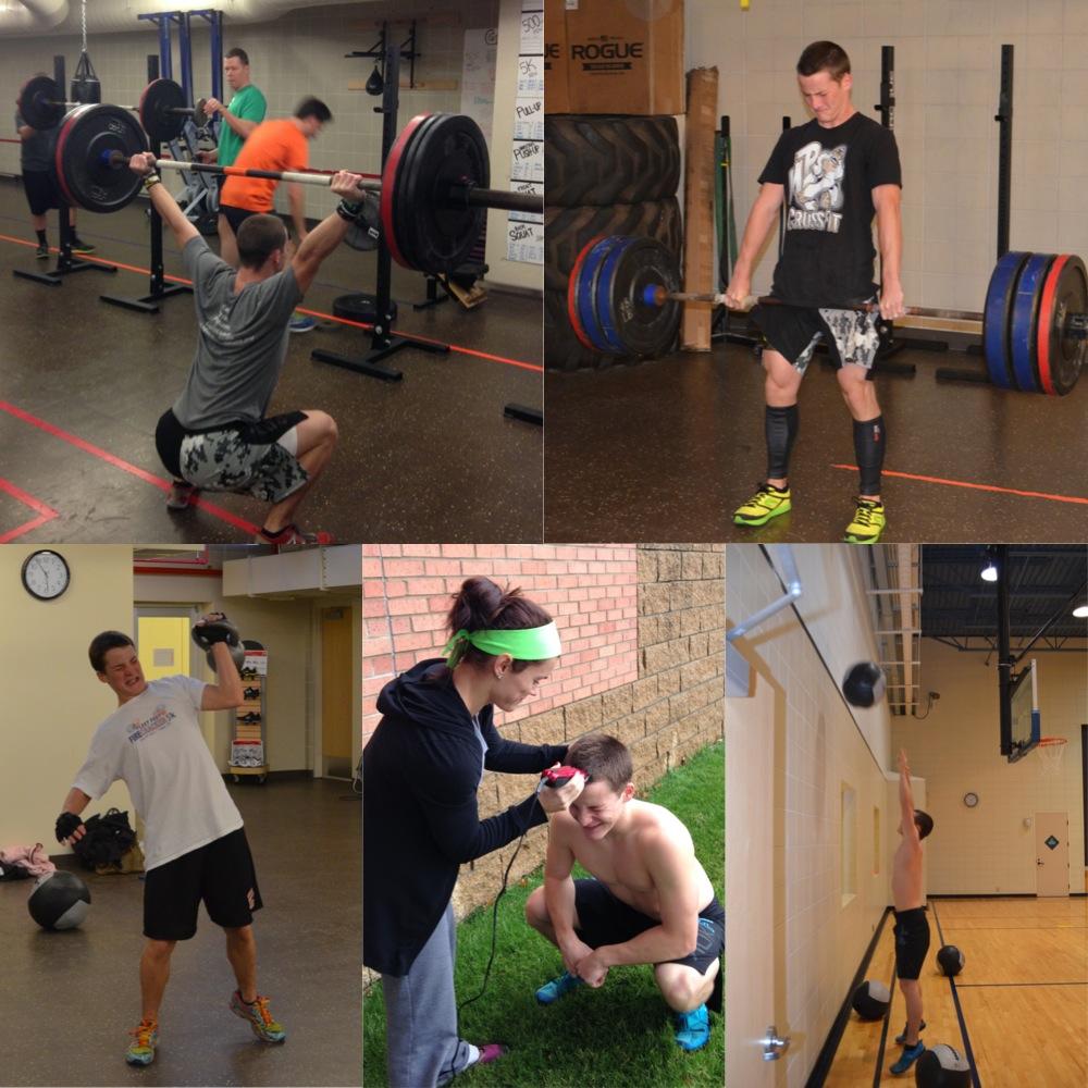 MP CrossFit Tulsa 081214