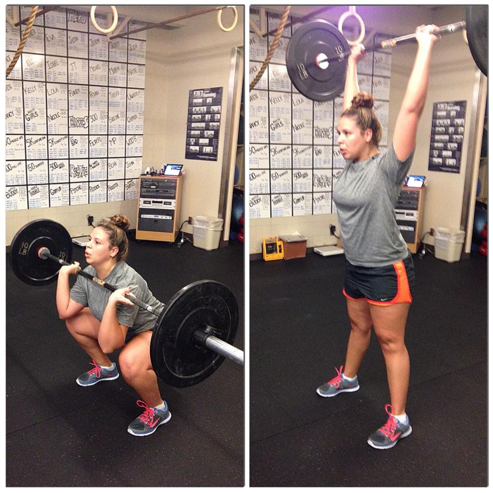 MP CrossFit Tulsa 081314