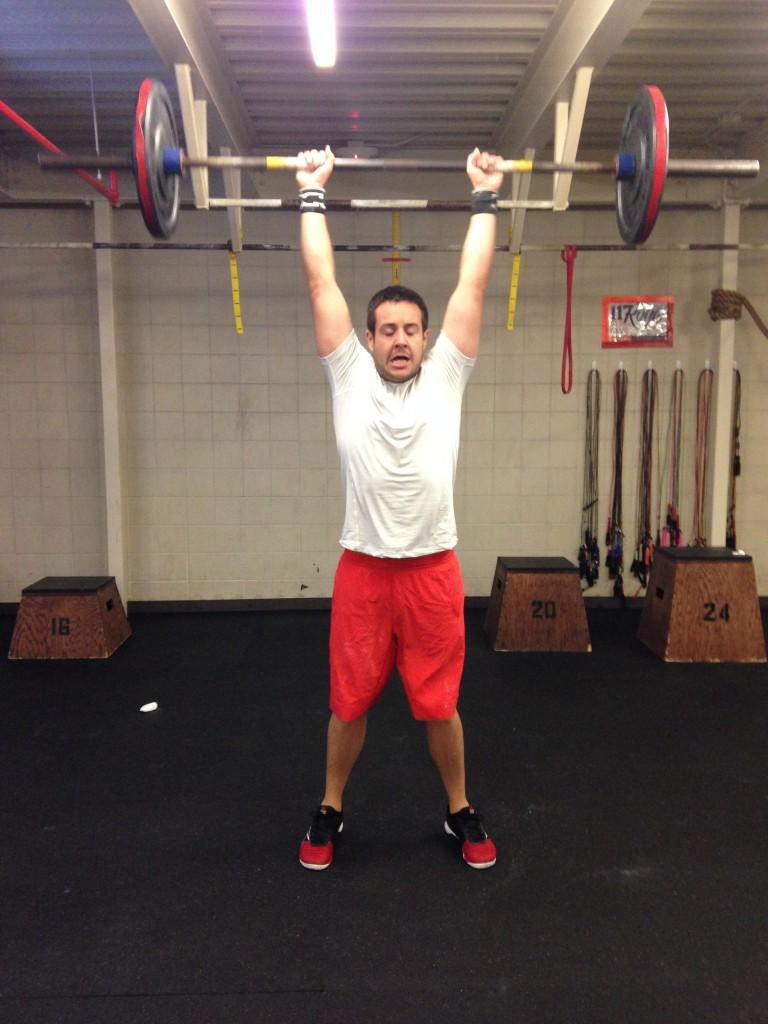 MP CrossFit Tulsa 081814