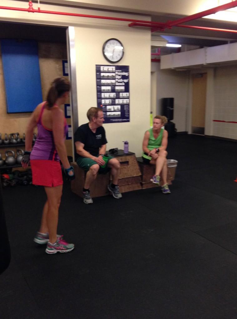 MP CrossFit Tulsa 082114