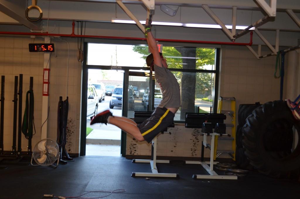 MP CrossFit Tulsa 090914