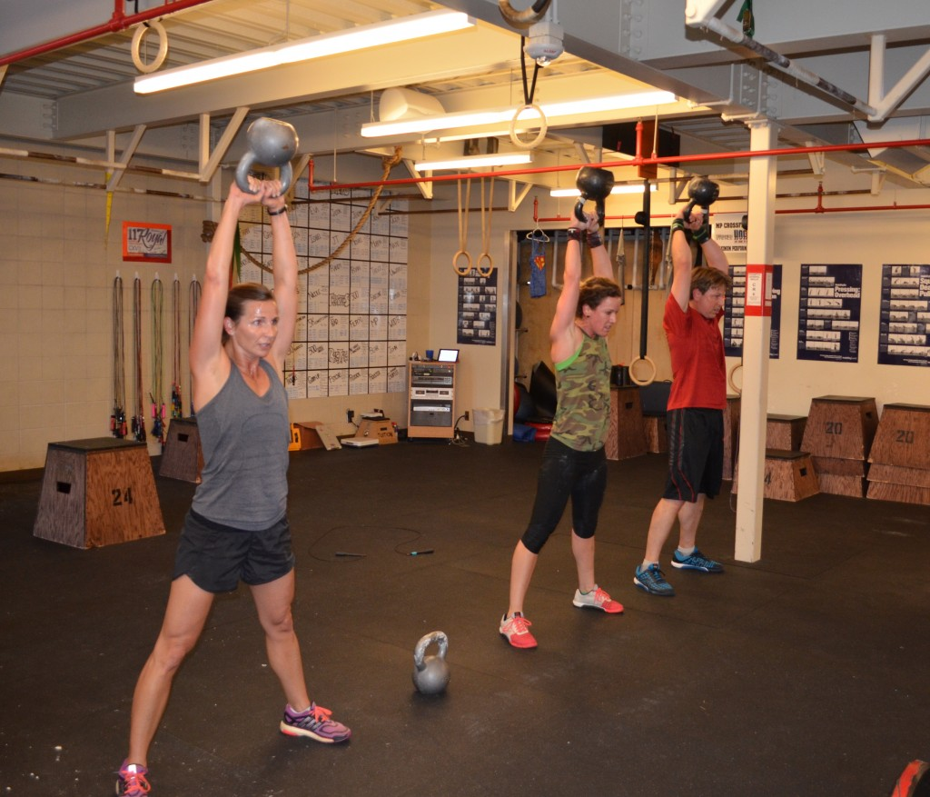 MP CrossFit Tulsa 091014